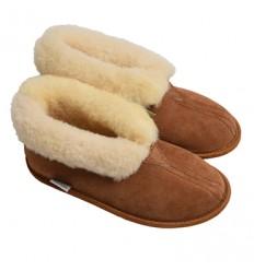 Pantoufles Eskimo Sable.