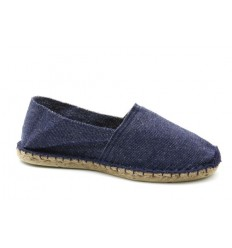 400T Espadrilles Unie MADE IN FRANCE