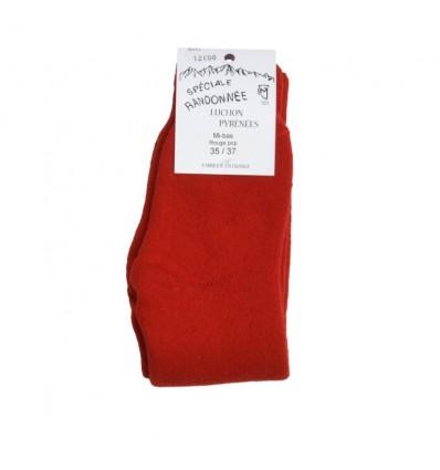 Chaussettes en laine des Pyrénées - Mi bas