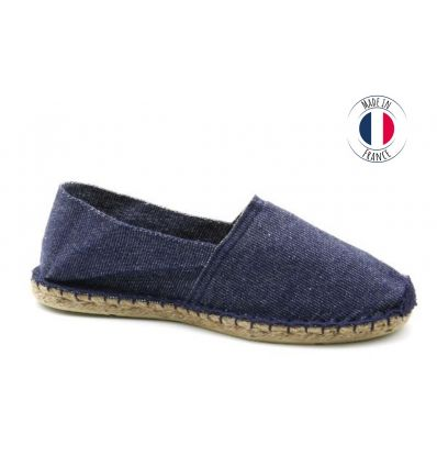 Espadrilles Basque MADE IN FRANCE Jeans