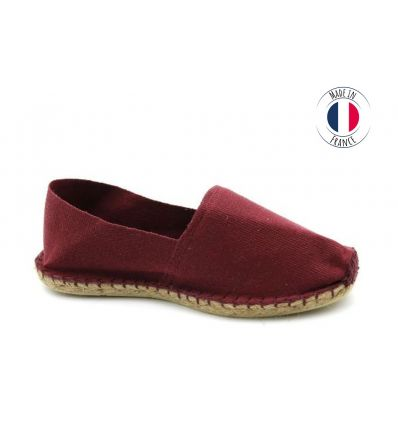 Espadrilles Basque MADE IN FRANCE Bordeaux