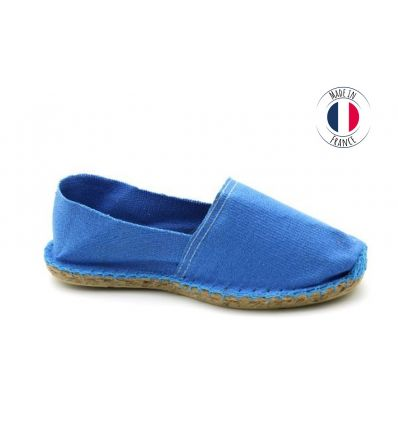 Espadrilles Basque MADE IN FRANCE Turquoise