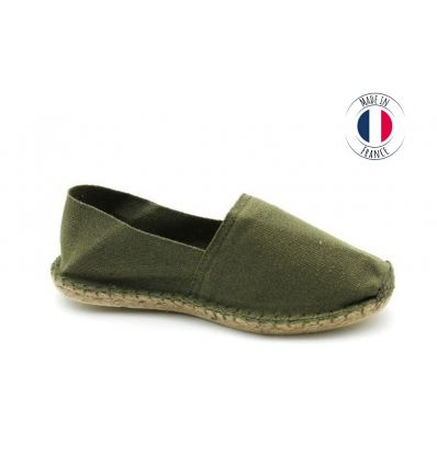Espadrilles Basque MADE IN FRANCE Maquis