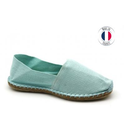 Espadrilles Basques Maison Joseph - MADE IN FRANCE Lagon