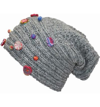 Bonnet laine JP156