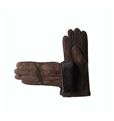 Gants Sellier Mouton Homme Grizzly