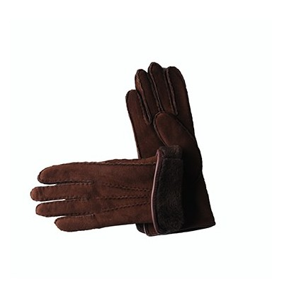Gants Sellier Mouton Homme Cappuccino