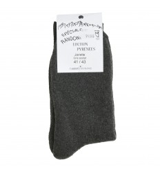 Chaussettes basses en laine des Pyrénées