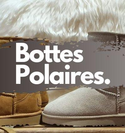 Bottes Polaire Femme