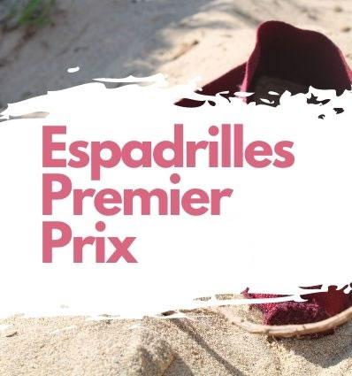 Espadrilles Premier Prix