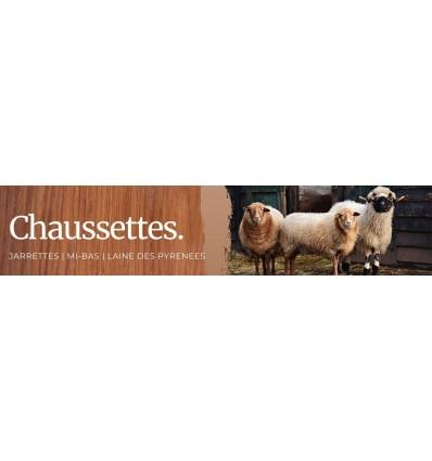 Chaussettes des Pyrénées